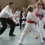 Karate Kampf